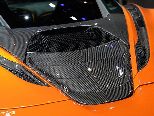 迈凯伦720S日内瓦发布