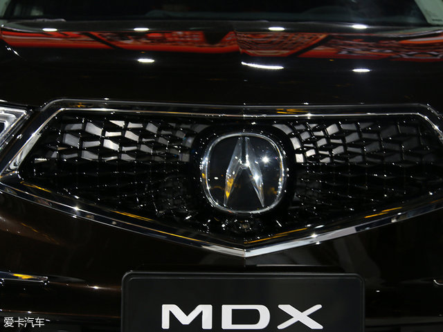 讴歌新款MDX正式亮相将于6月份上市