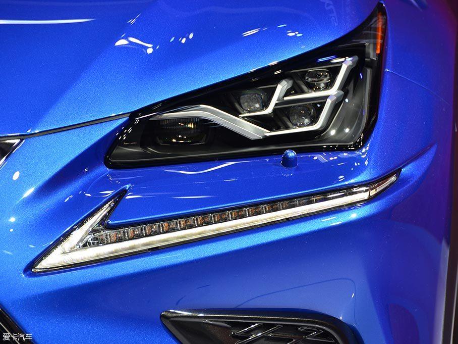 2017上海车展 雷克萨斯新款NX全球首发
