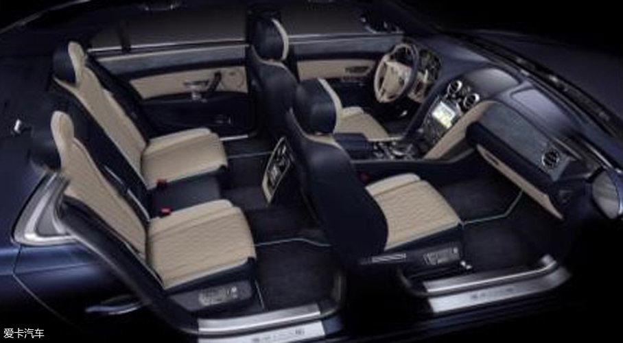 宾利飞驰V8 S Mulliner官图 6月3日亮相