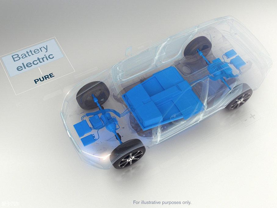 沃尔沃新能源规划 将推5款全新纯电动车