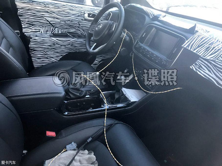 广汽传祺GS3量产版曝光 或将8月底上市