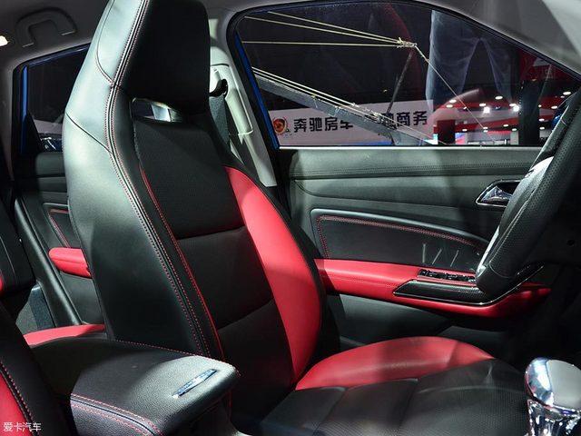 猎豹CS9上海车展上市