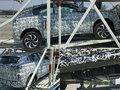 东风本田XR-V混动版谍照 综合油耗3.7L