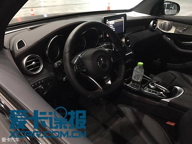 成都车展探馆:奔驰AMG C43四驱特别版