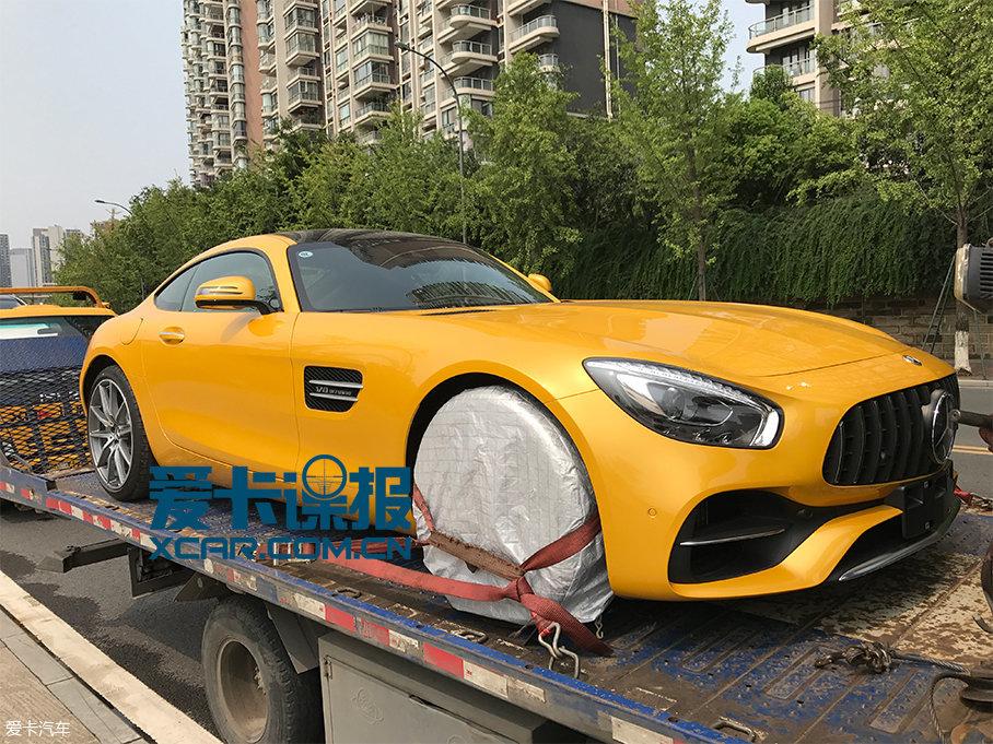新款梅赛德斯-AMG GT S