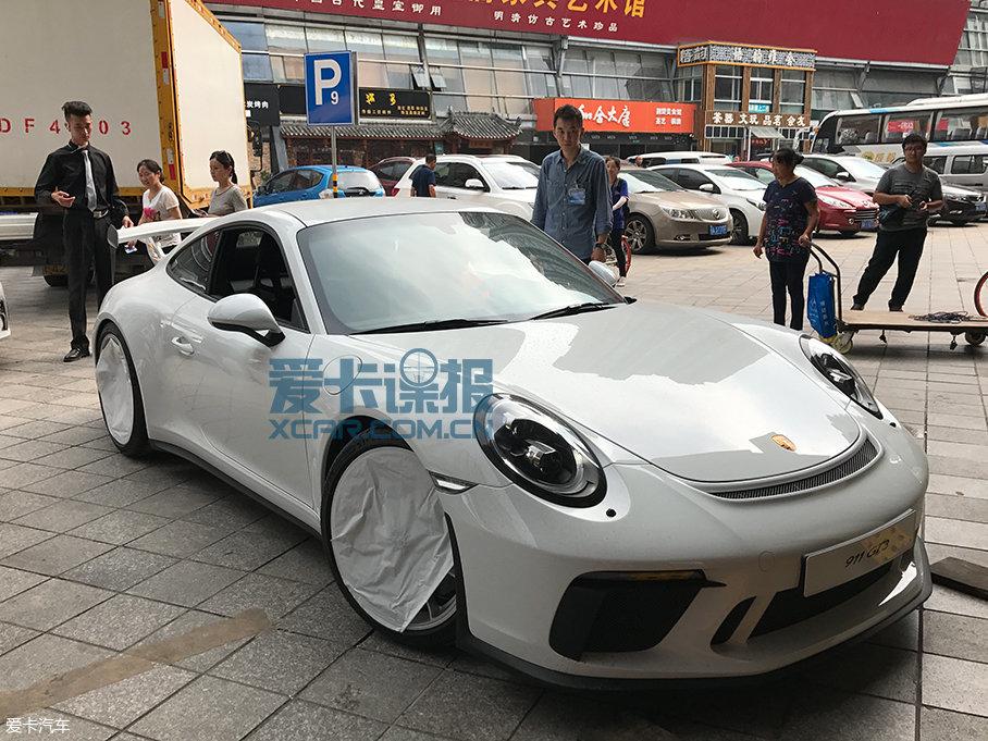 成都车展探馆:保时捷911 GT3抢先实拍