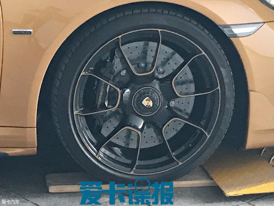 成都车展探馆:保时捷911 Turbo S抢先看