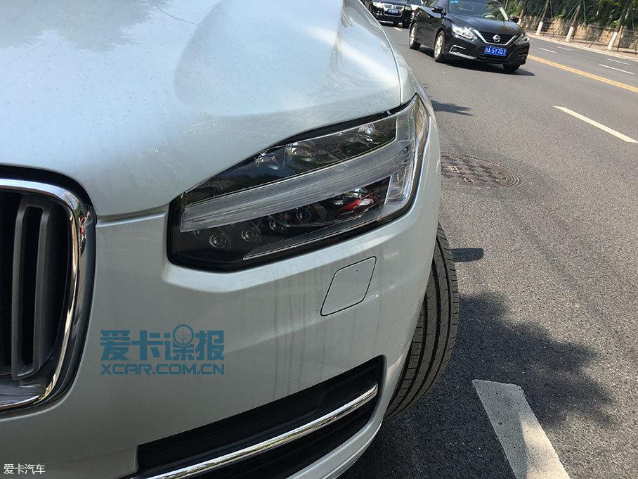 2017成都车展探馆:沃尔沃XC90 T8抢先看
