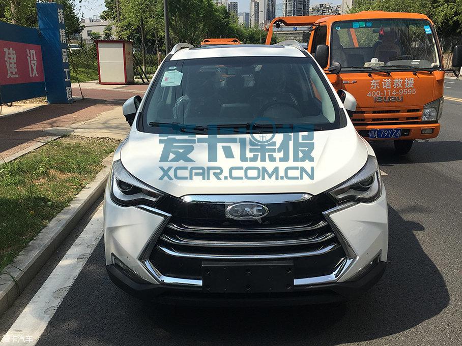 2017成都车展探馆:瑞风S3智驱型抢先看