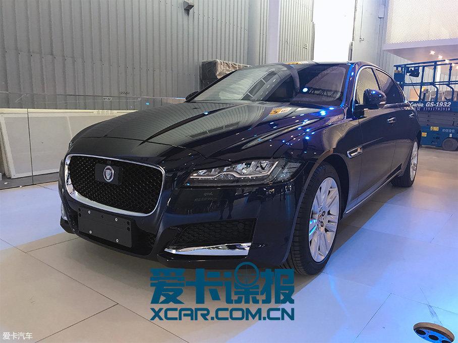 国产新款捷豹XFL