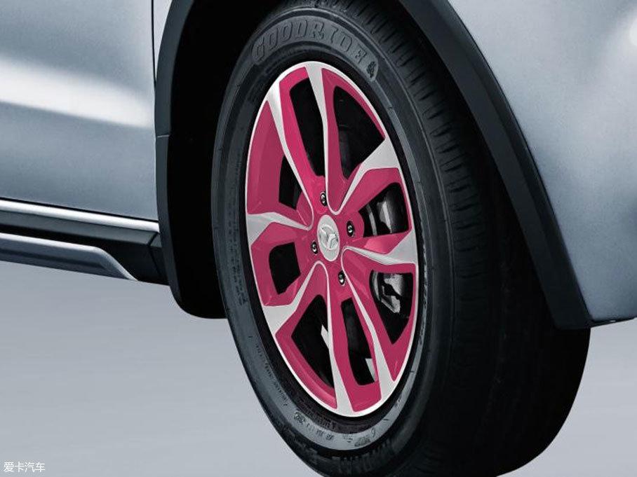 潍柴英致三款新车上市 售4.98-7.58万