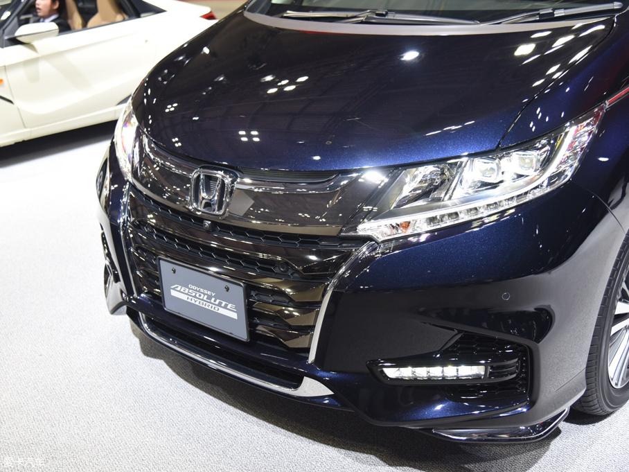 2017东京车展:本田奥德赛混动版发布