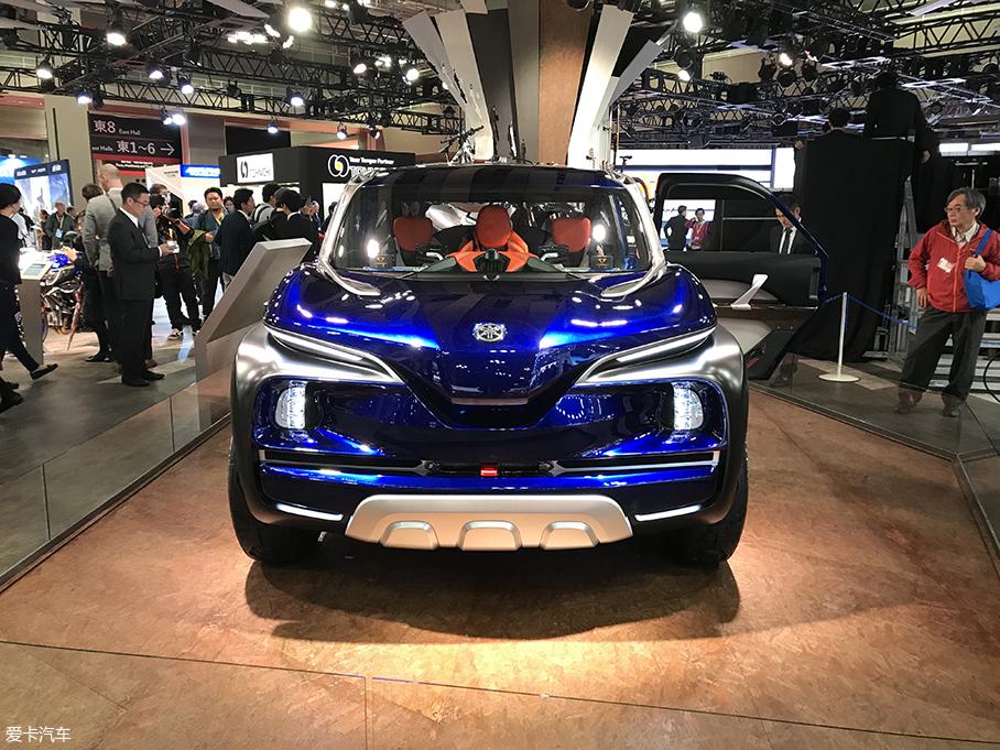 2017东京车展:雅马哈CROSS HUB概念车