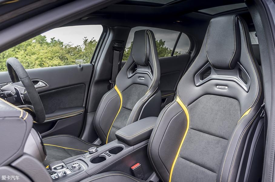 梅赛德斯AMG GLA 45特别版 或明年亮相