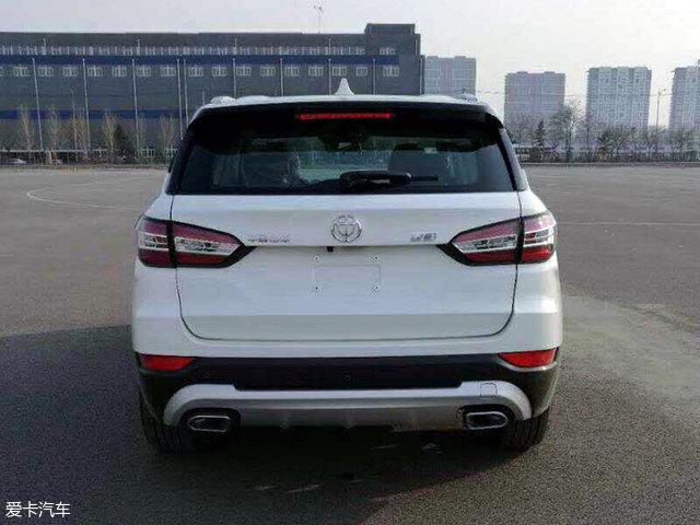 华晨中华V6申报图