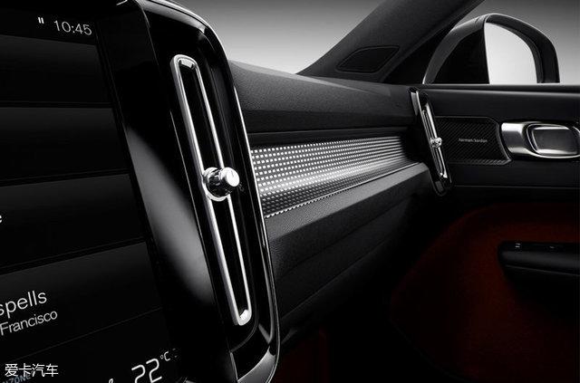 沃尔沃XC40正式发布 将于明年正式上市