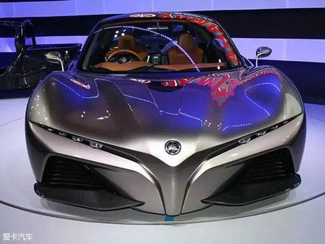 雅马哈概念车2