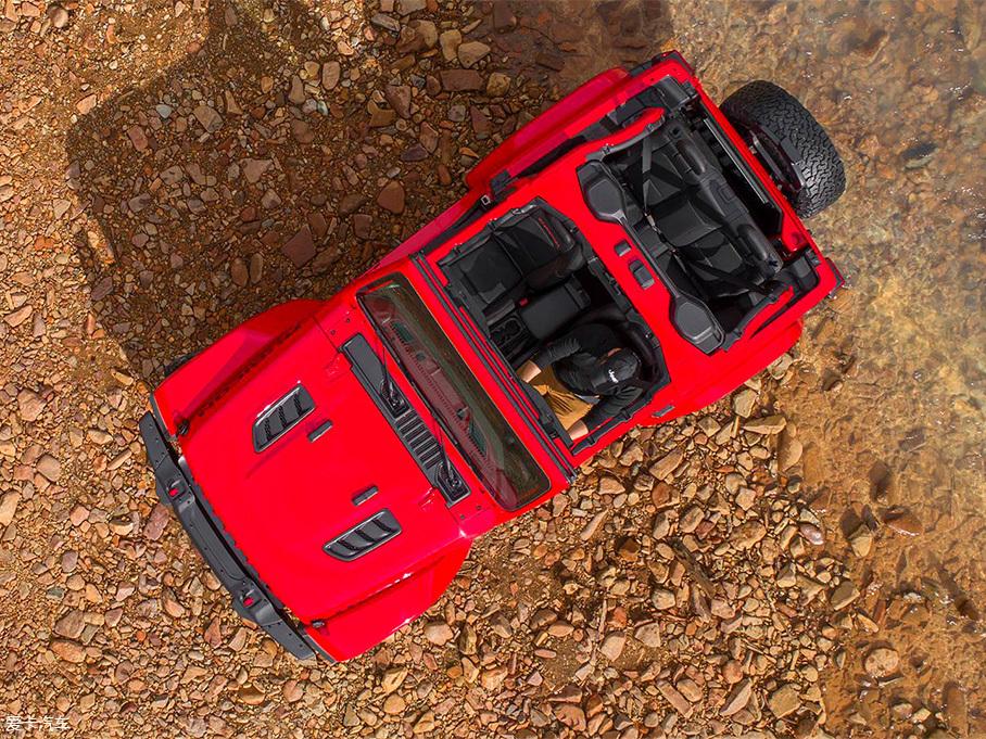 Jeep新一代牧马人官图 洛杉矶车展首发