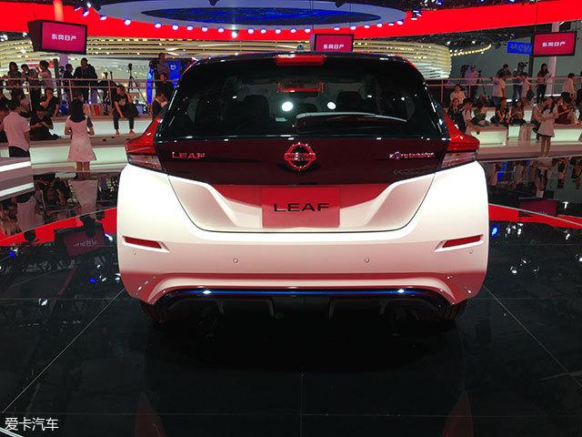 2017廣州車展:全新一代聆風國內首發