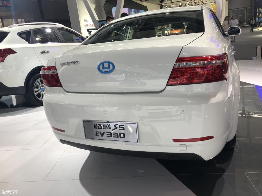 2017广州车展:路盛S5 EV330正式发布