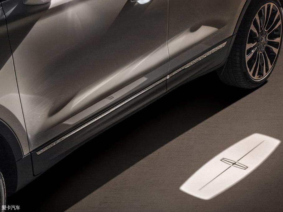 洛杉矶车展:林肯新款MKC正式发布