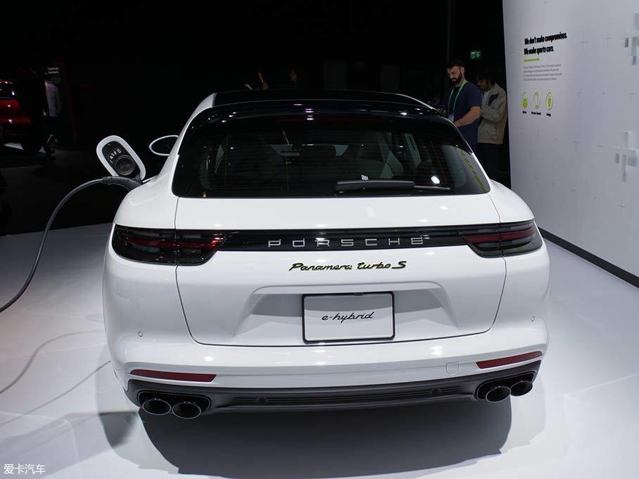 洛杉矶车展:Panamera高性能猎装版发布