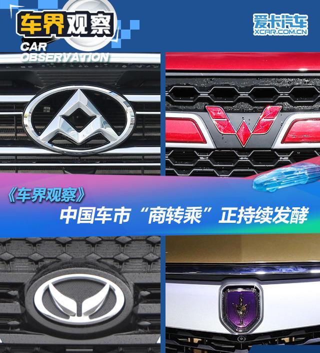 车界观察 中国车市