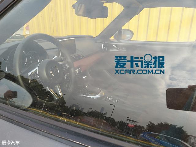 马自达全新MX-5 RF