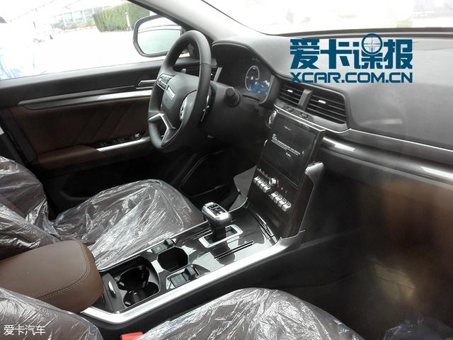 2017广州车展探馆:全新SUV哈弗H4抢先看