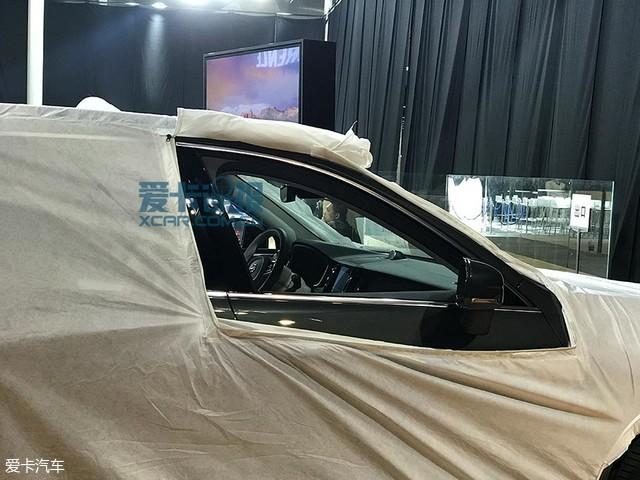 广州车展探馆:全新沃尔沃XC60抢先看