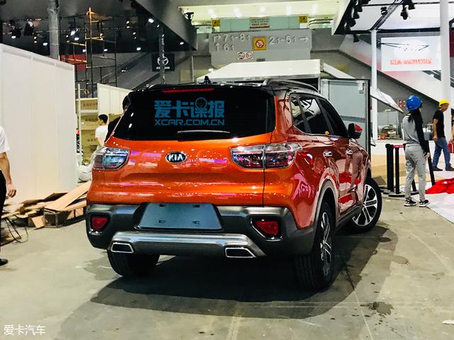 东风悦达起亚全新紧凑型SUV