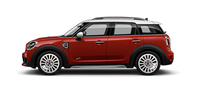 MINI COUNTRYMAN限量版上市 售33.20万