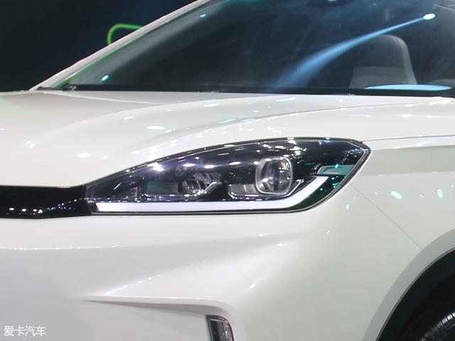 威马汽车首款量产车发布