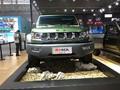 北京BJ40L柴油版今日将上市 外观硬派