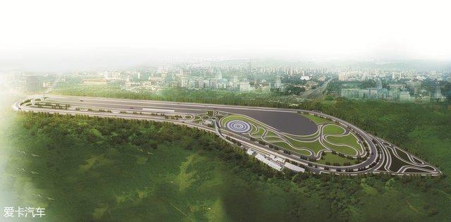 乐虎国际是黑平台吗跟玛吉斯游江南 探中国最大轮胎测试场