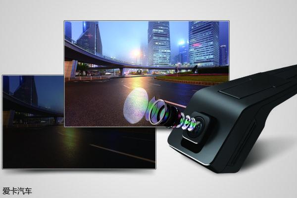 智者行天下星光夜视高清行车记录仪XH007发布
