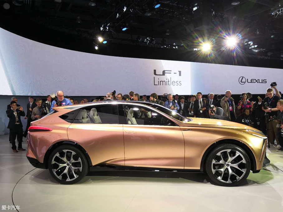 LF-1 Limitless概念车