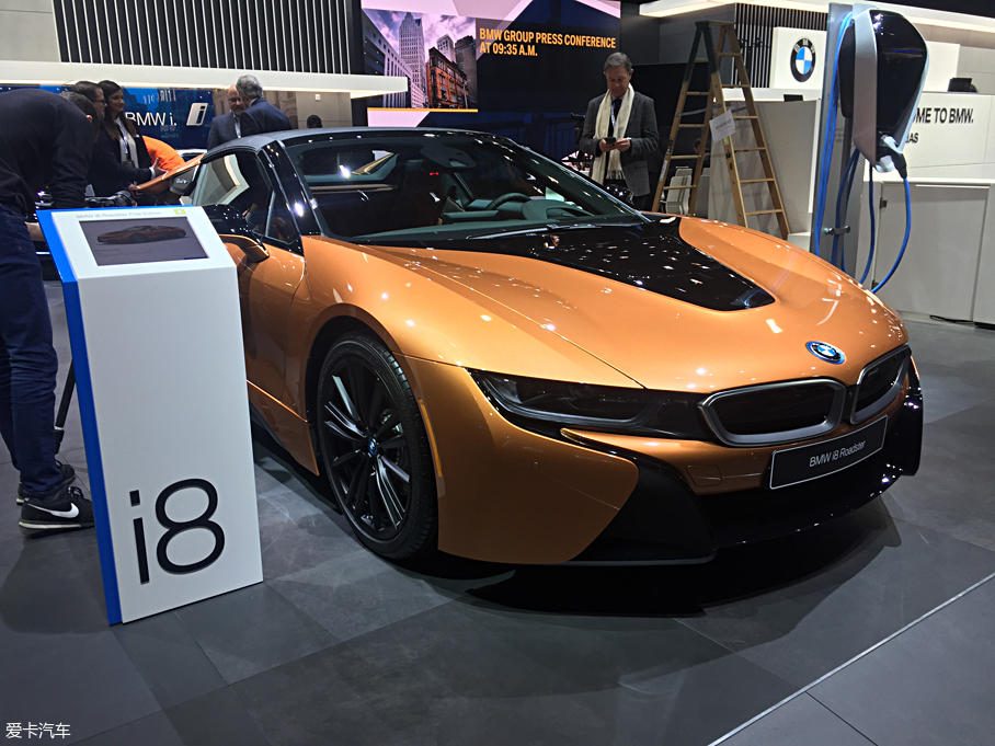 宝马i8 Roadster First Edition