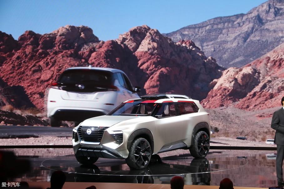 日产X motion概念车