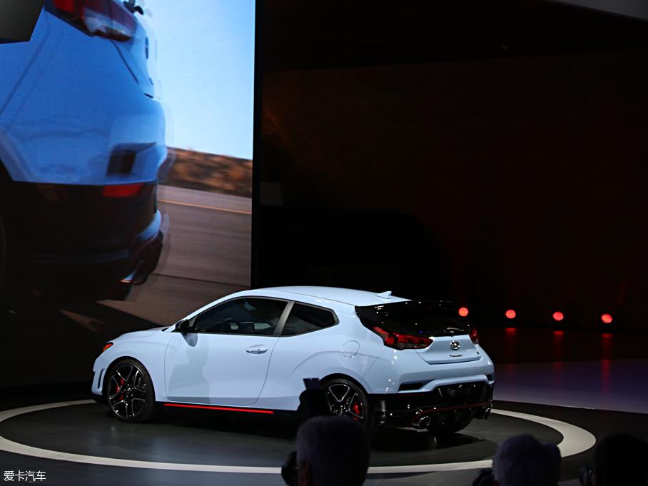 2018北美车展:现代Veloster N正式发布