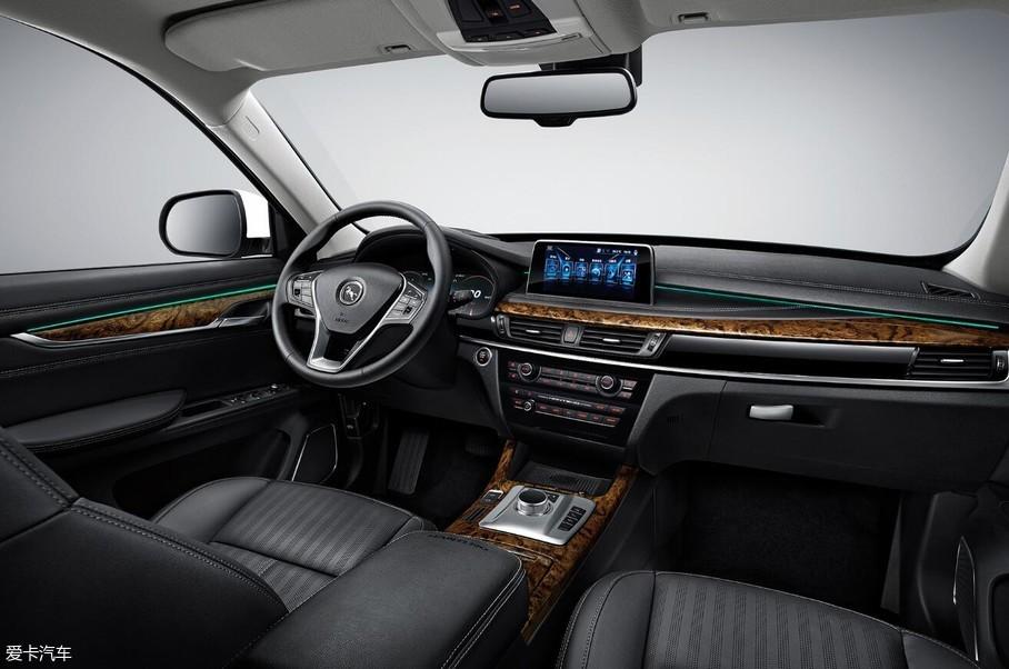 汉腾X7S 2.0T车型