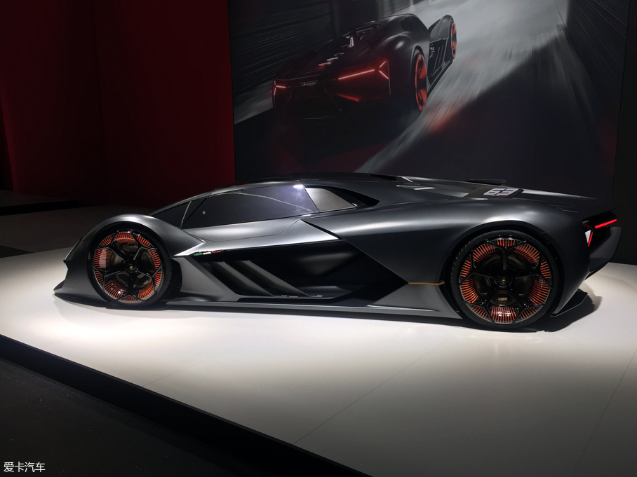 日内瓦车展:Terzo Millennio概念车亮相