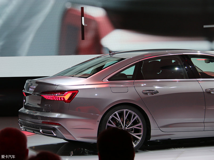 2018日内瓦车展 新一代奥迪A6正式亮相