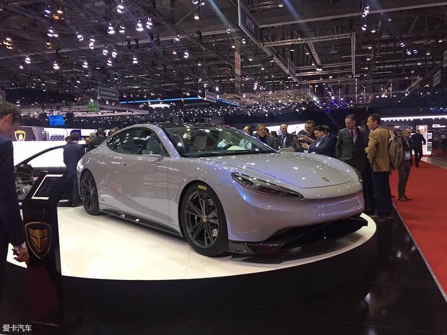2018日内瓦车展:绿驰Venera正式亮相