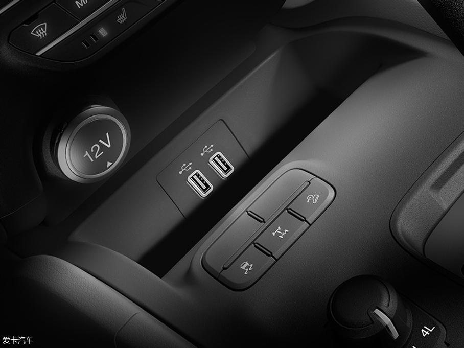 中规版福特Ranger信息曝光 将年内上市
