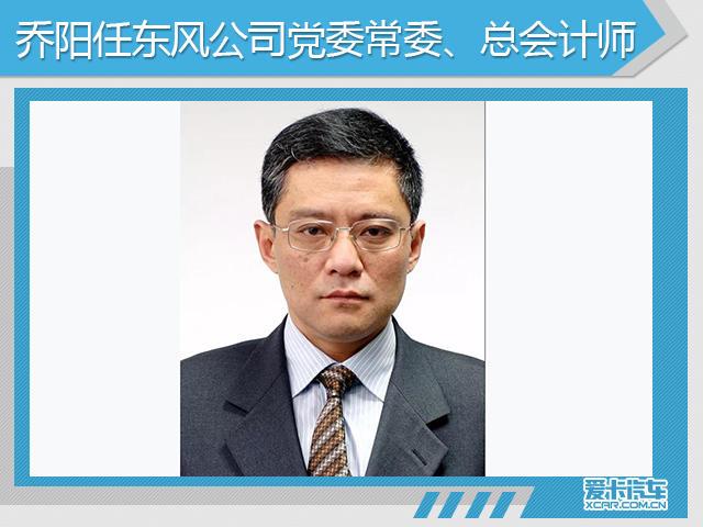 东风公司人事调整 张祖同出任副总经理