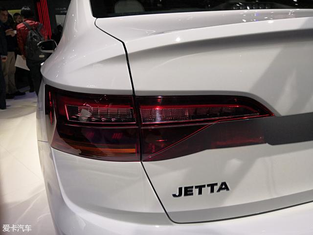 2018北美车展 大众全新Jetta正式亮相