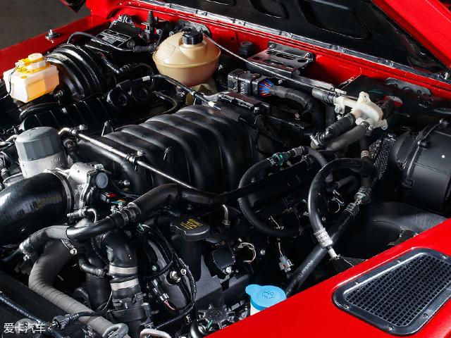 路虎卫士Works V8官图发布 限量150台