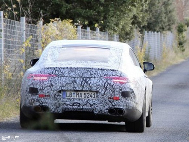 AMG GT四门版日内瓦车展发布